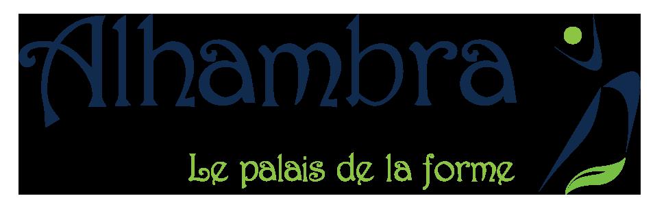 ALHAMBRA : Le palais du bien-être et de la remise en forme Logo